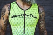 """Honeydew"" Tri Tank (Men)"