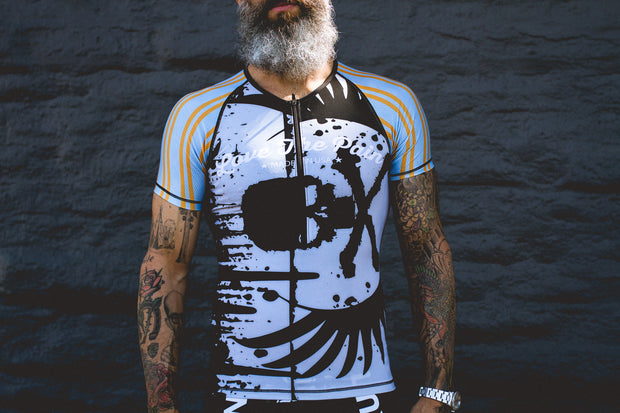 """Insane Graffiti"" Aero Tri Top (Men)"
