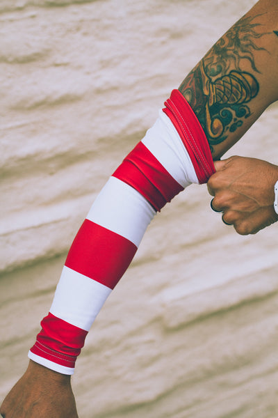 """Waldo"" Arm Warmers"