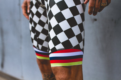 """No Bull"" Light Racer Bib"