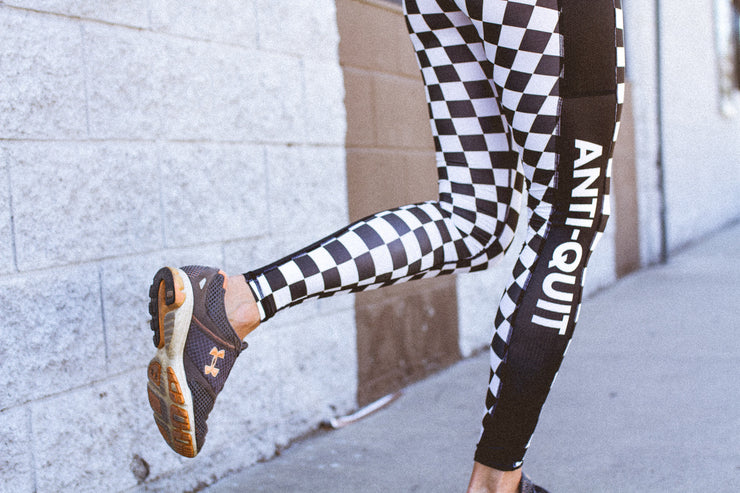 """Boss"" Speed Performance Run Tights (Womens)"