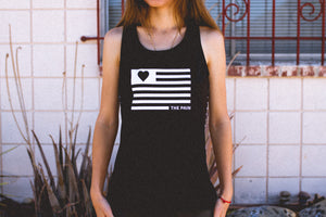 """RAD"" Run Flow Singlet (Womens)"