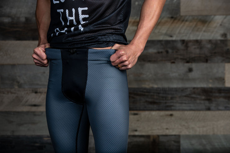 """Carbon"" Dynamic Tights"