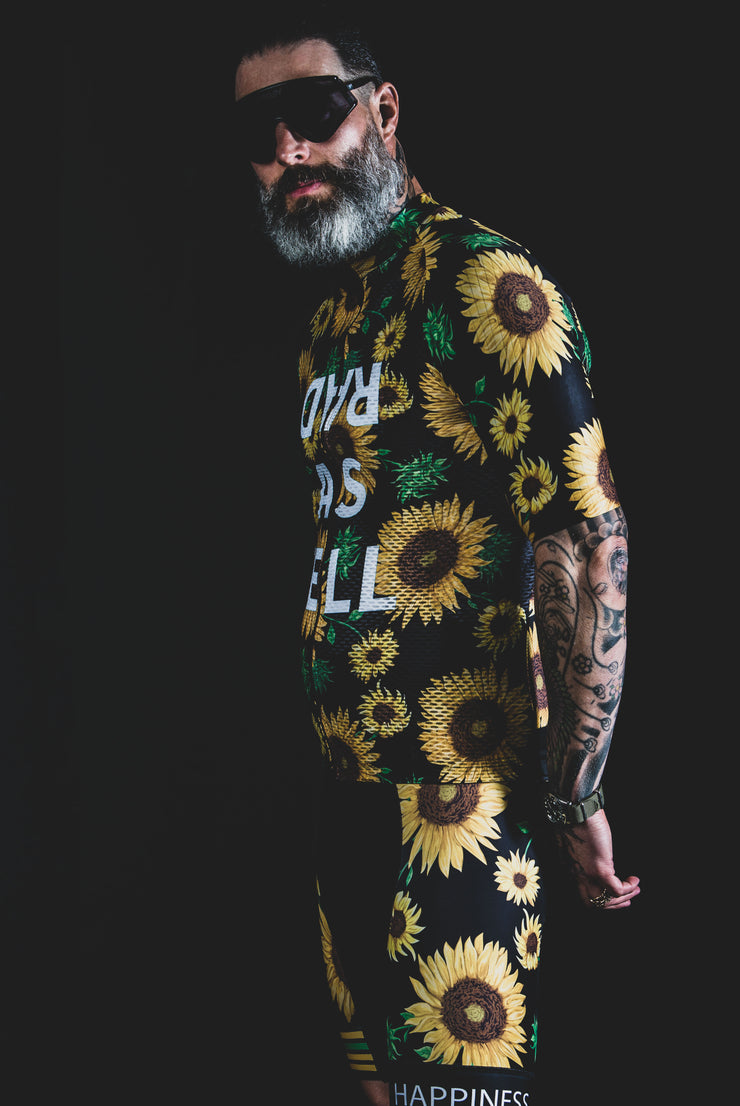 """Sunflower"" Aero Race Jersey"