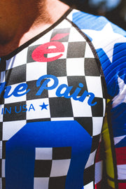 """Americana"" Speedstream Race Suit (Men)"