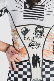 """California Love"" Freemotion 2.0  Race Suit (Womens)"