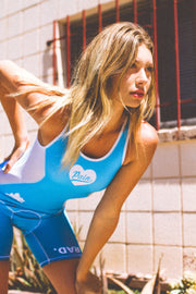 """Lollipop"" Q-Speed Tri Suit"