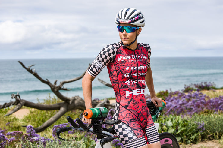 """Roses Are Red"" Speedstream Race Suit (Womens)"