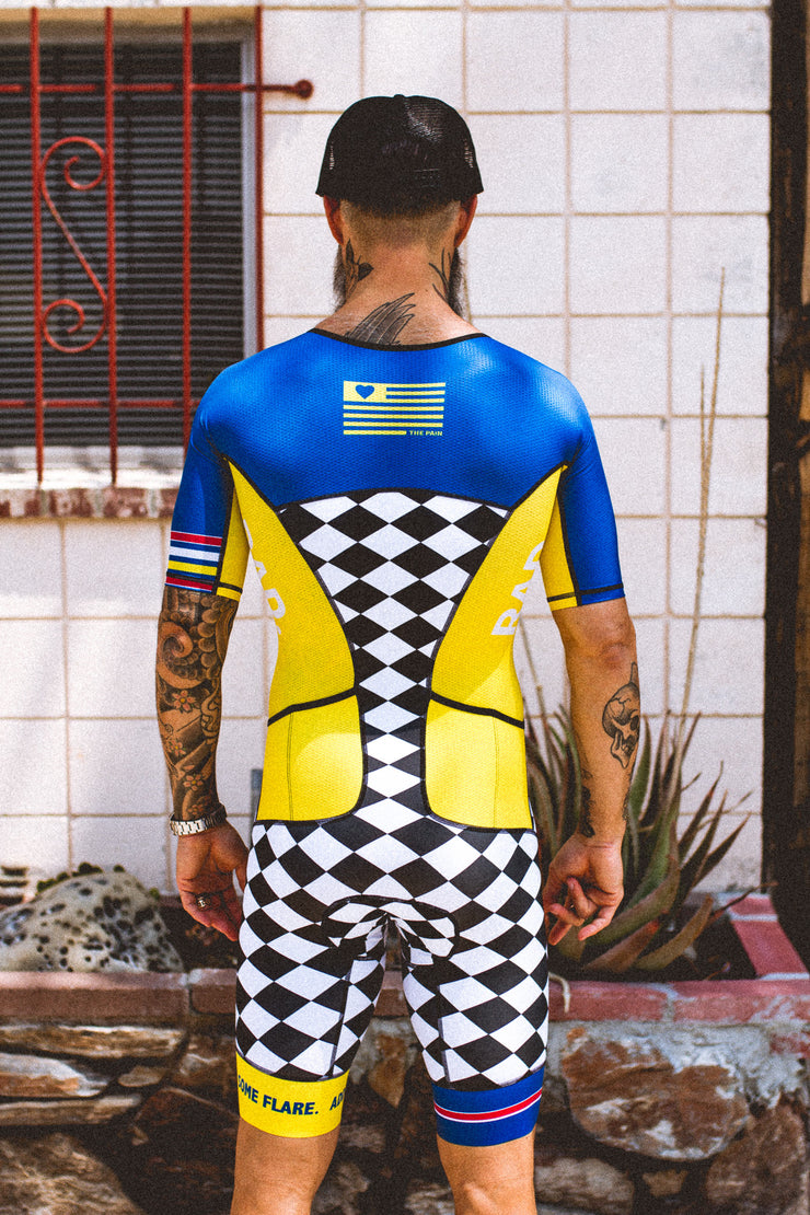 """RAD Vintage"" Speedstream Race Suit (Men)"