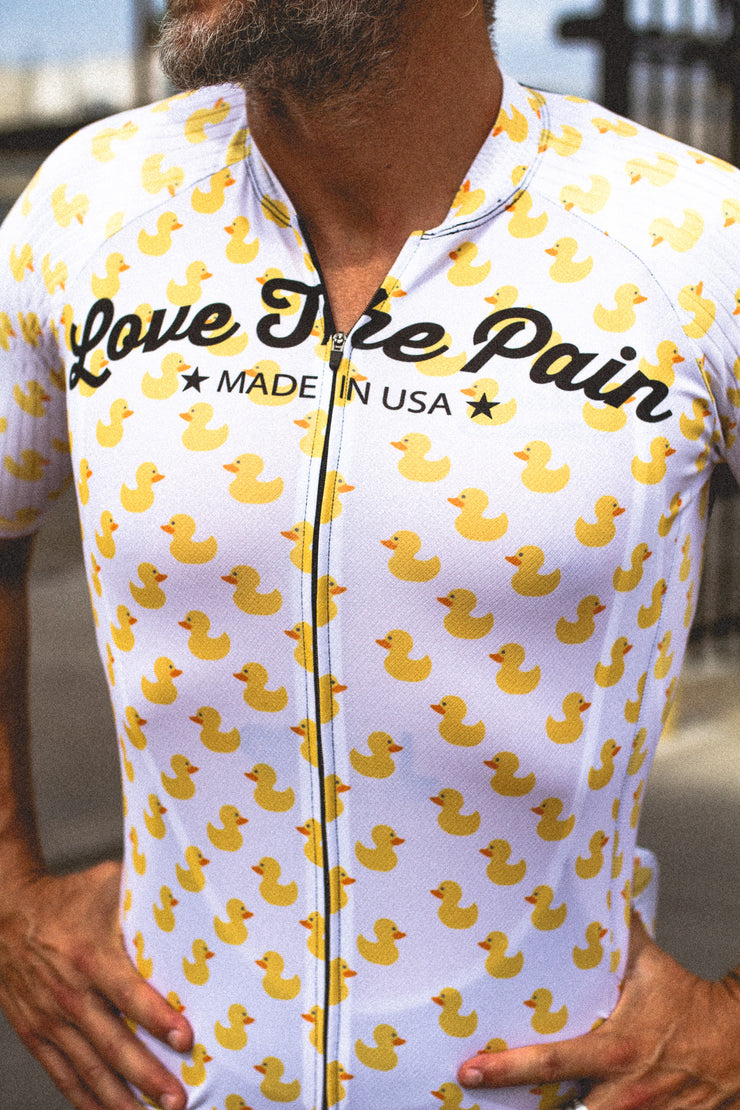 """Rubber Ducky"" Aero Race Jersey (Men)"