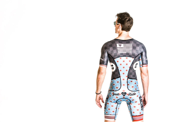 """The St George"""" FreeMotion 2.0 Aero Suit (Men's)"