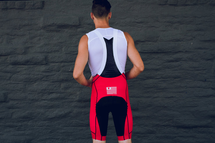 """Dawn"" Light Racer Bib"