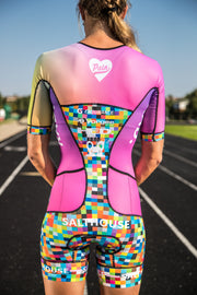 """Colors"" Speedstream Race Suit (Womens)"