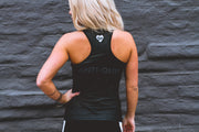 Night Ghost Mojo Run Singlet  (Womens)