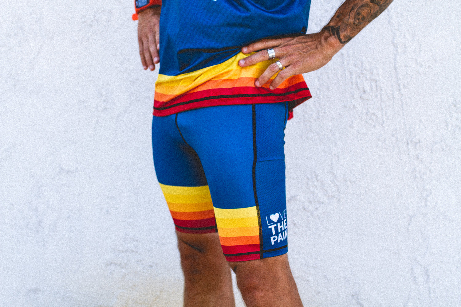 """Durango"" Men's Performance Run Shorts"