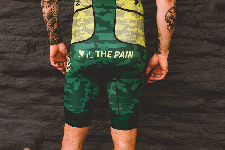 """Jungle"" FreeMotion Aero Suit (Men's)"
