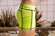 """Fluorescent"" Run Fast Shorts"