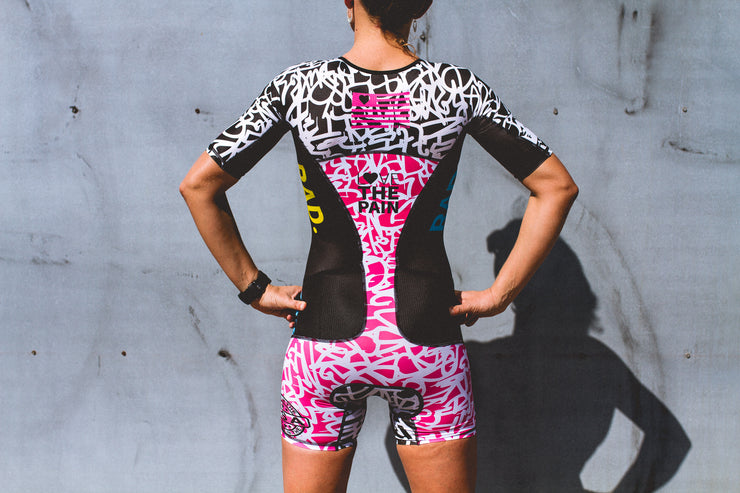 """Dizzy"" Speedstream Race Suit (Womens)"