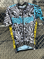 """All Smiles"" Light Racer Aero Jersey  and Bib  Collector Set"