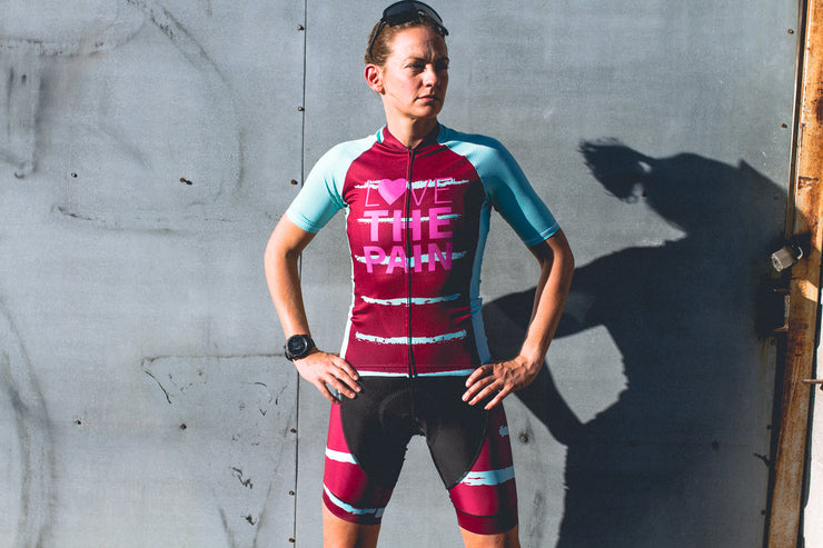 """PurpleTurtle"" Aero Race Jersey (Women)"