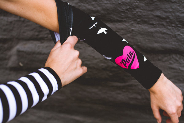 """Whatever"" Arm Warmers (Women)"