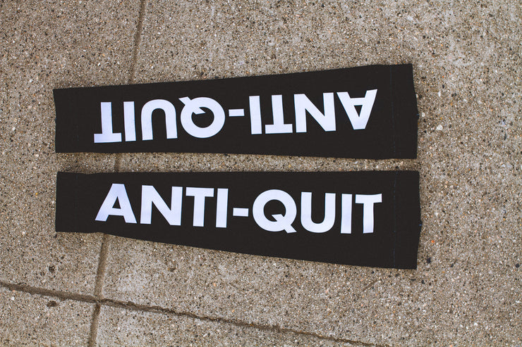"""Anti-Quit"" Arm Warmers (Women)"