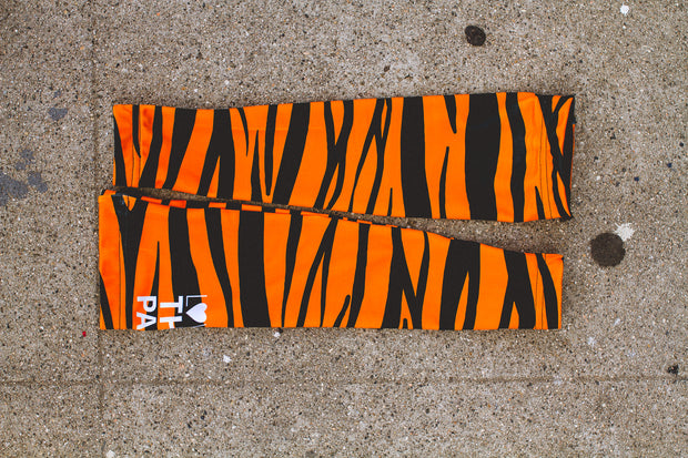 """Tiger"" Arm Warmers"