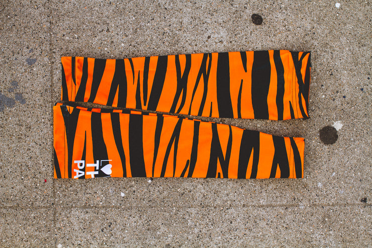 """Tiger"" Arm Warmers (Women)"