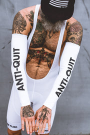 """Anti-Quit"" Arm Warmers"