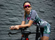 """JUNGLE"" Aero Race Jersey Womens"