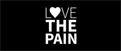 """Love The Pain"" Patch"