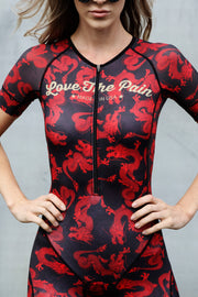 """ENTER DRAGON"" Speedstream Race Suit (Womens)"