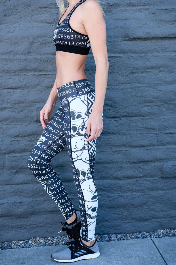The Code Run Tights