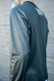 Charcoal Long Sleeve Tech Runner