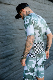 """Earth Camo"" Aero Race Jersey"