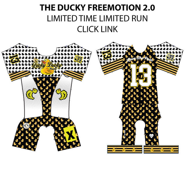 Ducky Freemotion 2.0 Unisex