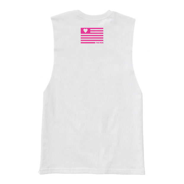 """Love Cycle"" Muscle Tank"