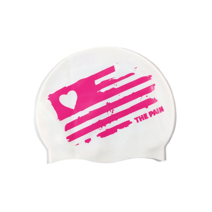 """Mermaid Powers Activated"" Swim Cap"