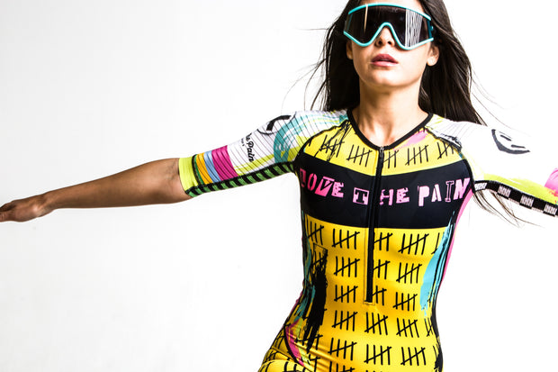 """Punk"" Speedstream Race Suit (Womens)"