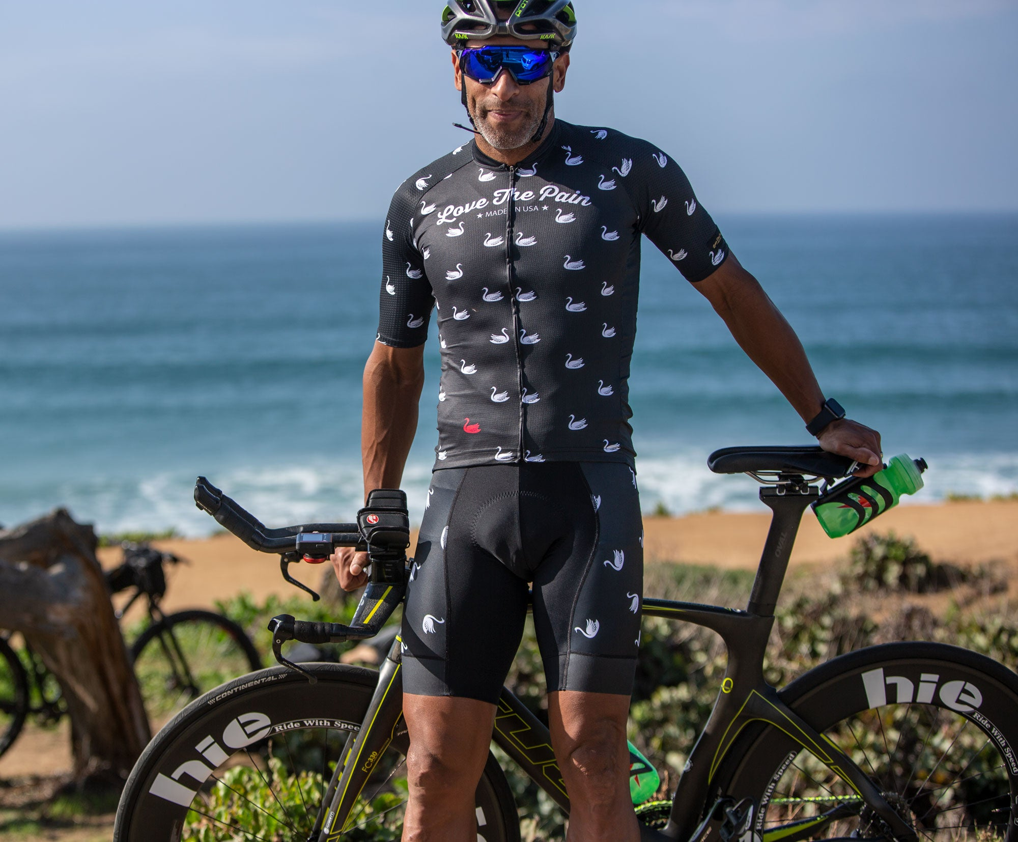 32c59f550 Men s Cycling Jersey - LOVE THE PAIN PERFORMANCE