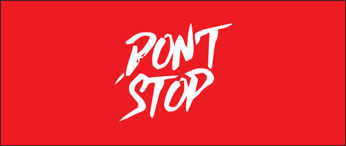 """Don't Stop"" Patch"
