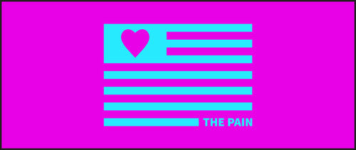 """Flag Pink"" Patch"