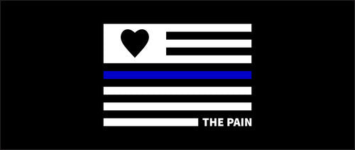 """Thin Blue Line"" Patch"