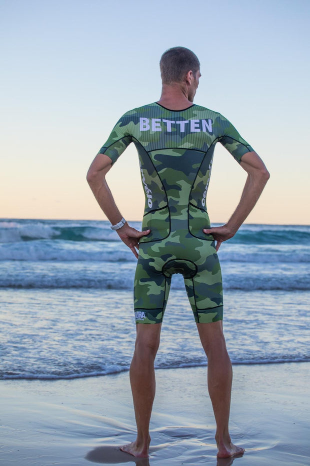 """Battle"" FreeMotion 2.0 Aero Suit (Men's)"