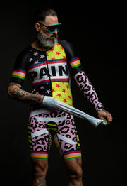 """Rockstar Quilt"" FreeMotion 2.0 Aero Suit (Men's)"