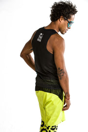 """Fluro"" Ultra-Racer Men's Performance Run Shorts"