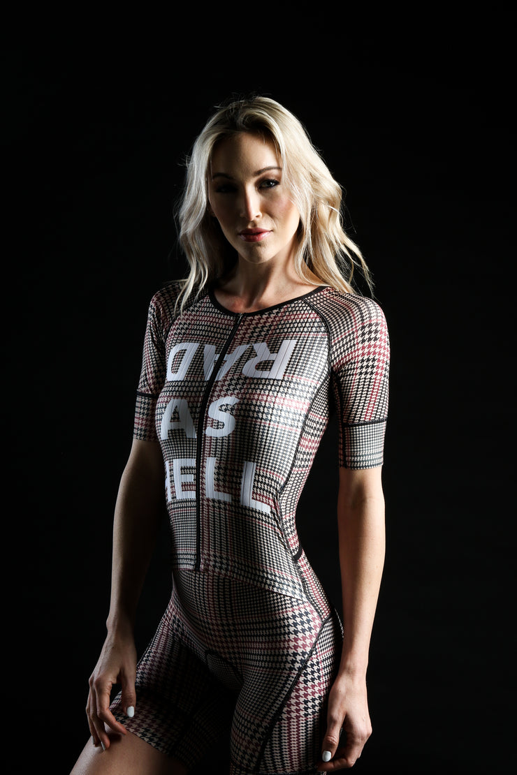"""Groovy"" Freemotion 2.0  Race Suit (Womens)"