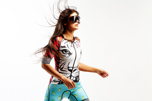 """supercalifragilisticexpialidocious"" Freemotion 3.0  Race Suit (Womens) PREORDER"