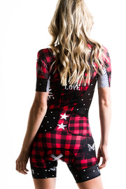 """Fingerprints"" Speedstream Race Suit (Womens)"