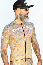 """Pixel"" Light Racer Aero Jersey (Men)"